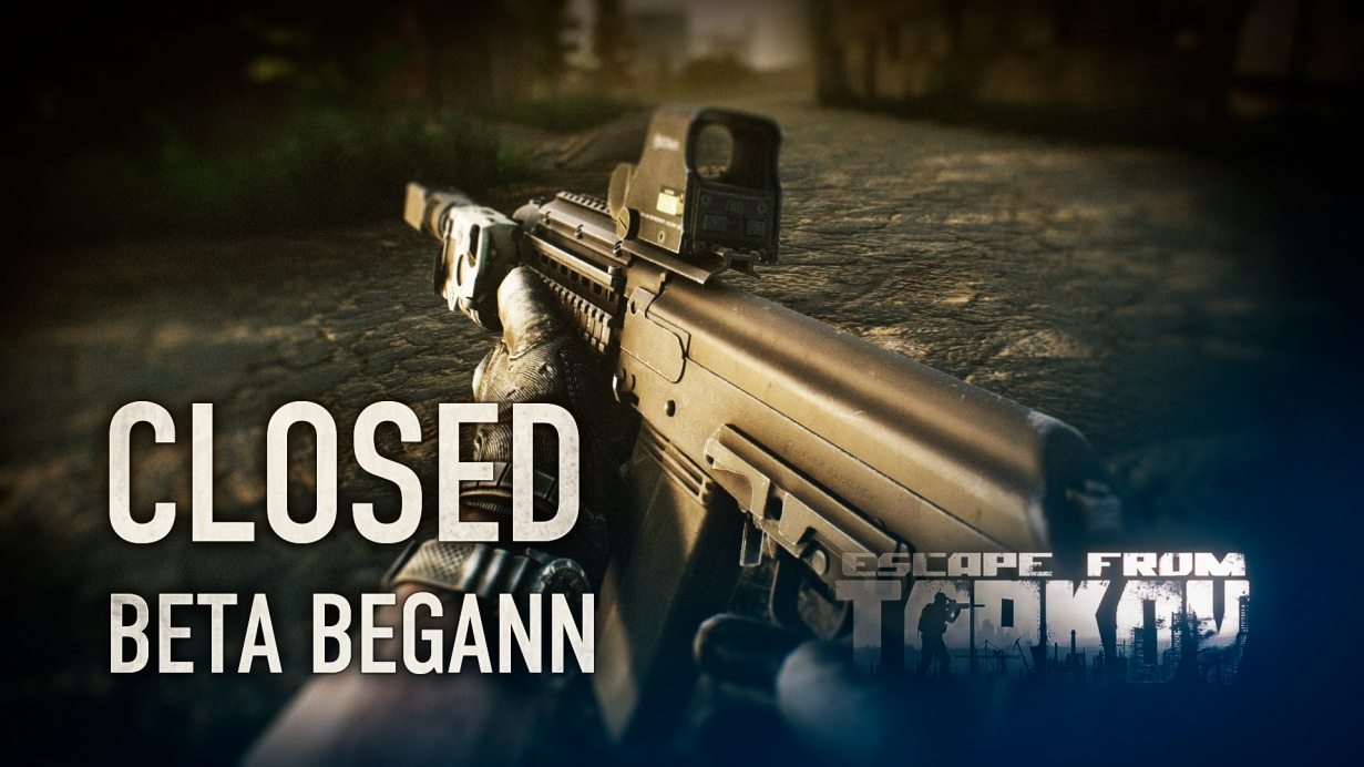 Closed Beta-Phase hat begonnen!