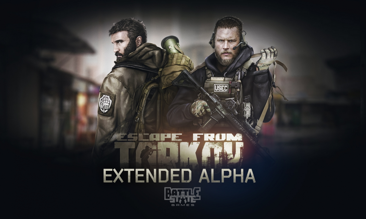 The Escape From Tarkov Extended Alpha has started!