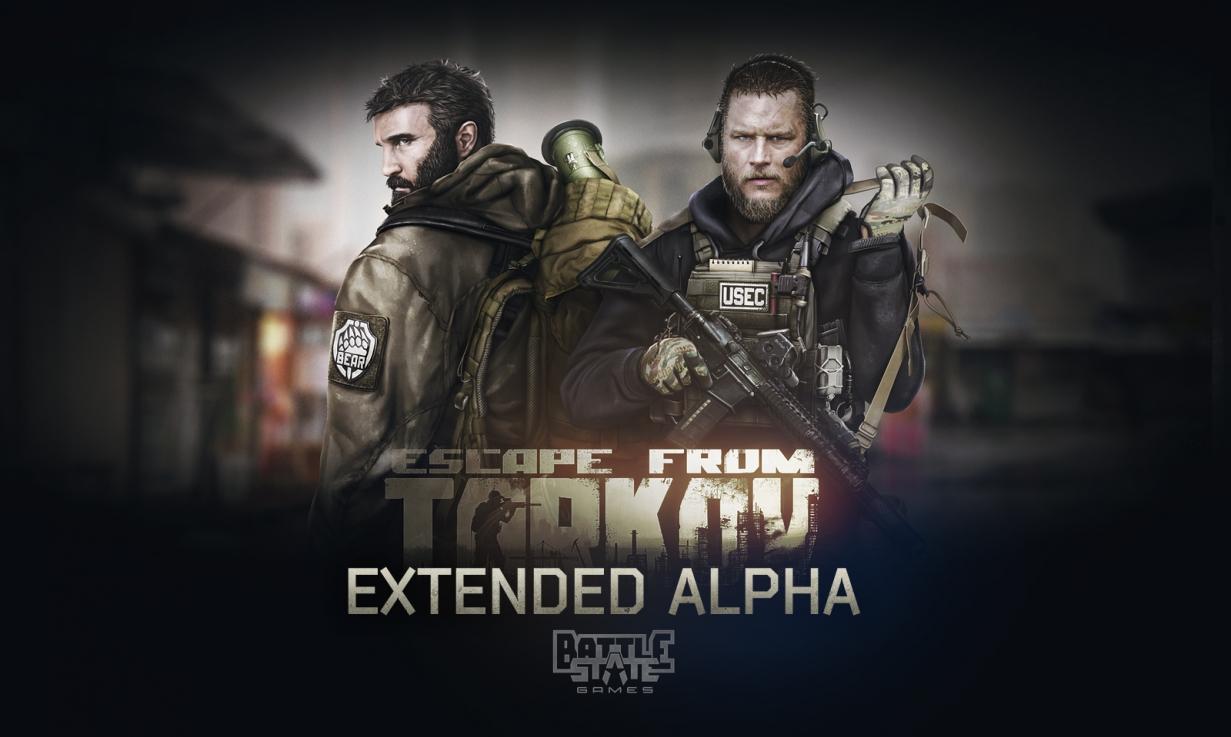 Die Escape From Tarkov erweiterte Alpha hat begonnen!