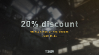 Discounts for the release of the 0.12.11 update in Escape from Tarkov