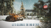 New Year's activities in Escape from Tarkov
