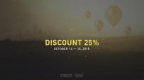Rabatt zum Jahrestag von Battlestate Games Limited