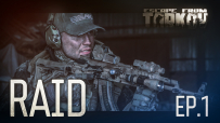 RAID: Released 1 episode of the film series about the Tarkov universe