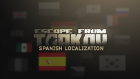 Escape from Tarkov got a Spanish-language localization