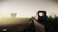 Release of massive update for EfT alpha version