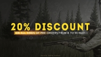 It's discount time!