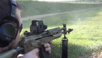 ARMY 2016: BATTLESTATE GAMES LIMITED Testing Newest Weapons at the Range