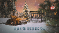 Holiday season discount starts now!