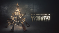 New year event in Escape from Tarkov