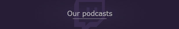 Our podcasts