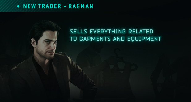 New trader - Ragman